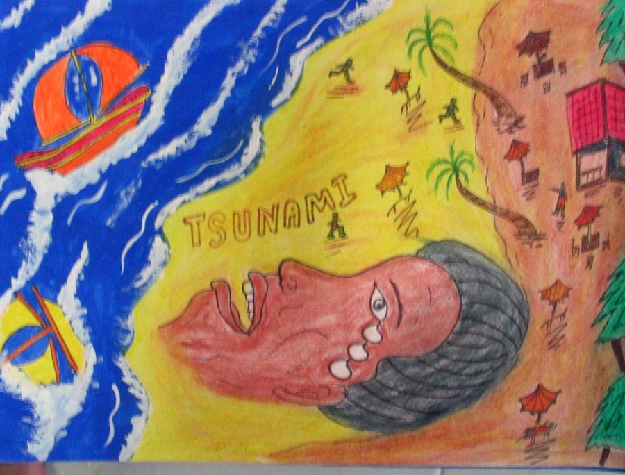 tsunami-art